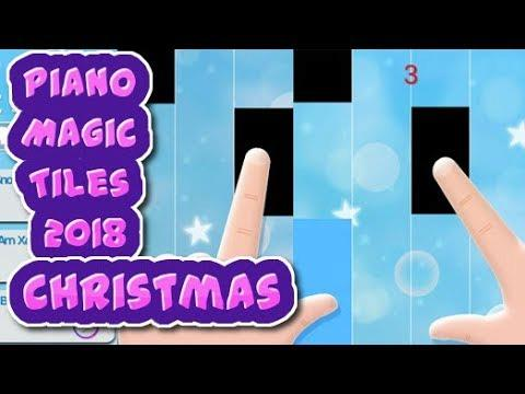 Piano Magic Tiles 2018 - Christmas 🎅 Trailer 🎼🎵🎶 🎶 🎵