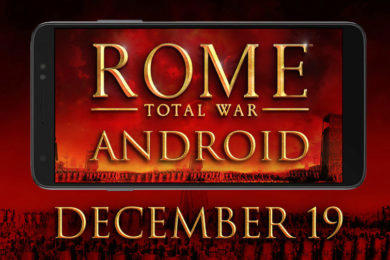 rome total war android datum vydani