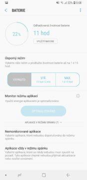 Samsung Galaxy A9 baterie