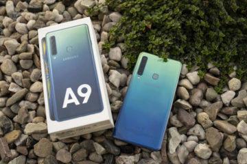 Samsung Galaxy A9 design obal