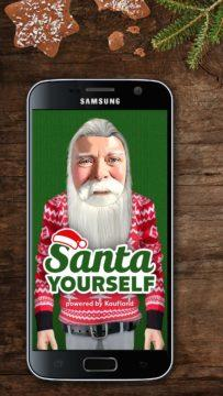 Santa Yourself