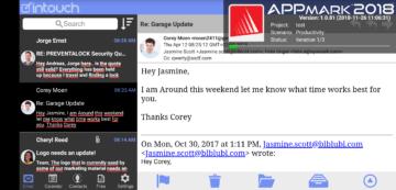 Test produktivity - práce s e-maily