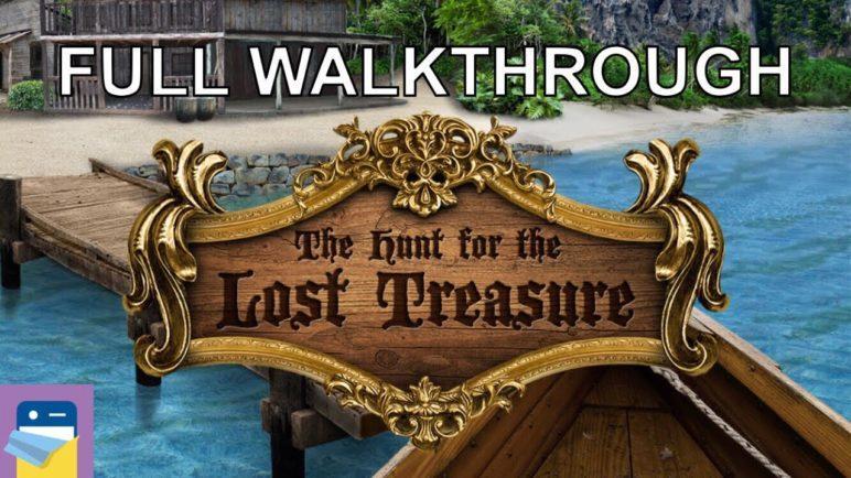 Treasure Hunter Android Обзор - YouTube