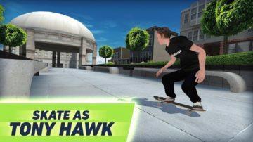 tony hawk skateboarding anroid