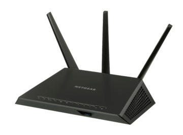 Většina dnešních routerů podporuje pásma 2,4 GHz i 5 GHz