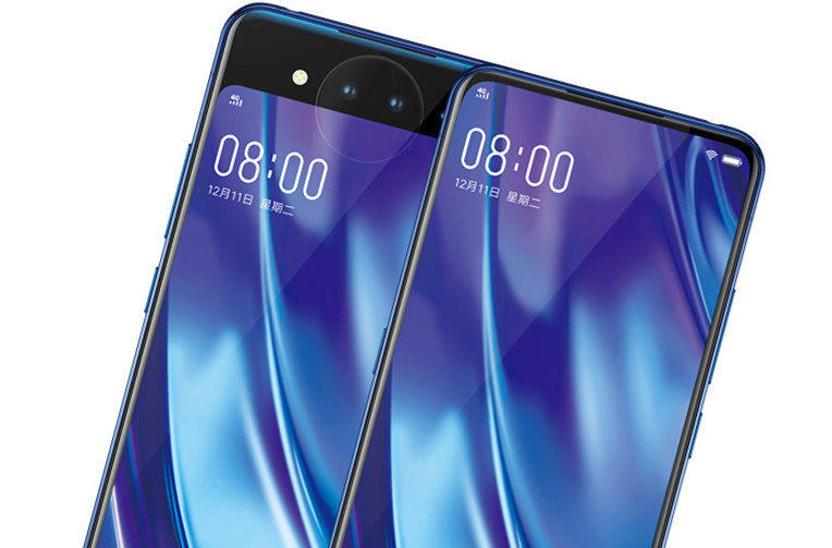 Vivo Nex dual display predstaveni
