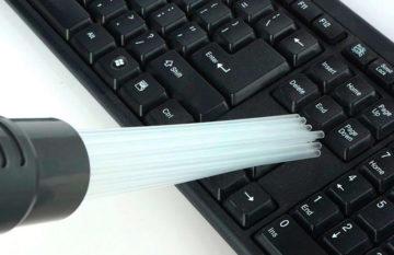 Vysavač na klávesnici