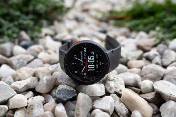 Xiaomi Amazfit Verge displej hodinek