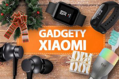 Xiaomi gadgety vanoce 2018