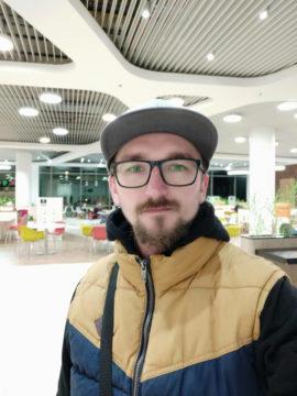 Xiaomi Mi 8 Lite fotografie selfie