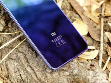 Xiaomi Mi 8 LIte záda telefonu
