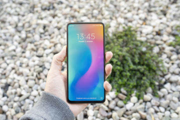 xiaomi mi mix 3 displej