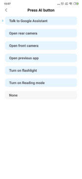 Xiaomi mi mix 3 nastaveni tlacitka