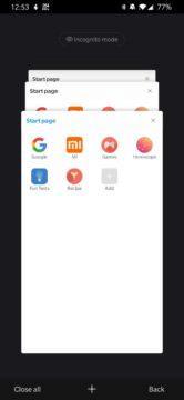 xiaomi mint browser