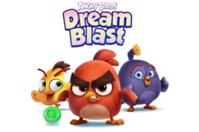 angry birds dream blast android hra