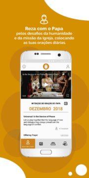 aplikace android modleni click to pray