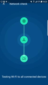 aplikace Google Wi-Fi testovani wifi