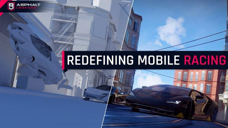 Asphalt 9: Legends - Redefining Mobile Racing