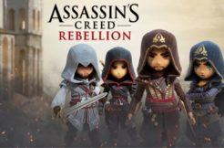 Assassins Creed Rebellion - recenze