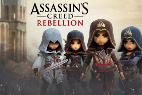 Assassins Creed Rebellion - recenze