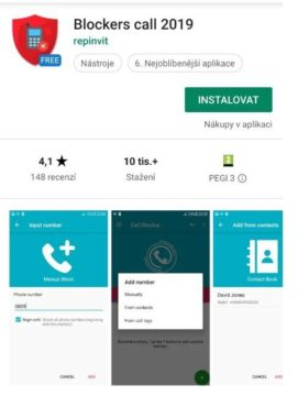 blockers call 2019 malware trojsky kun google play