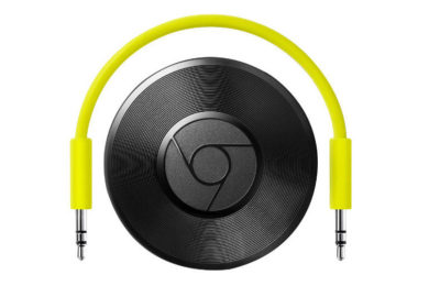 chromecast audio konec