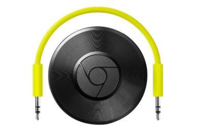 chromecast audio konec