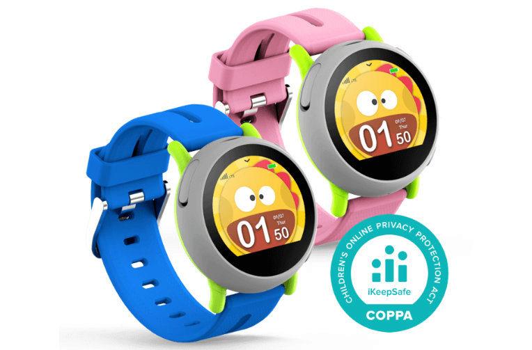 Nové chytré hodinky pro děti