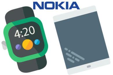 chytre hodinky tablet nokia hmd global