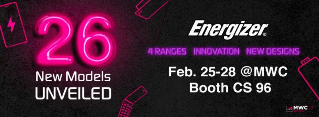 energizer telefony mwc 2019