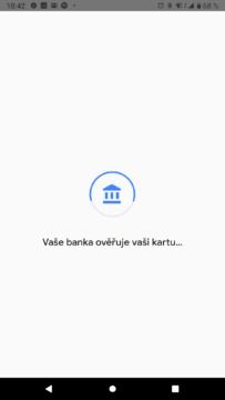 Equa bank Google pay overovani karty