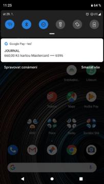 Equa bank Google pay zaplaceno