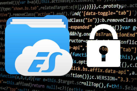 es file explorer bezpecnost hacker