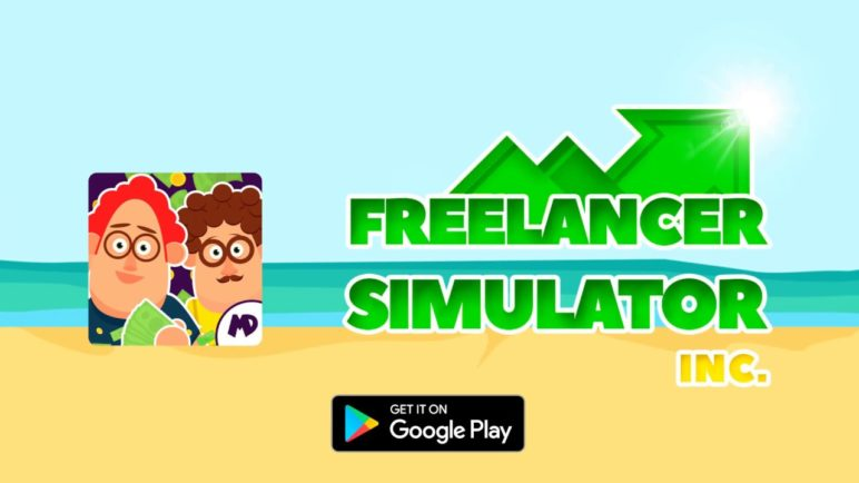 Freelancer Simulator Inc : Game Dev Money Clicker