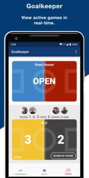 Goalkeeper android