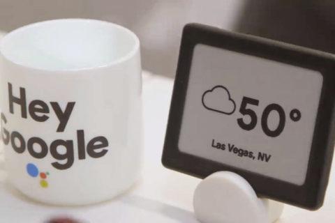 google assistant connect ces 2019