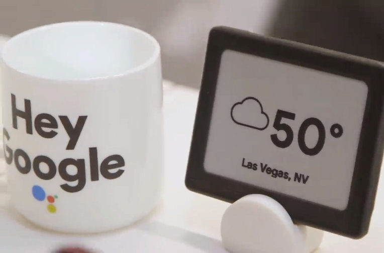 google assistant connect ces 2019