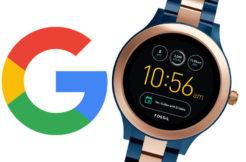 google chytre hodinky koupe fossil