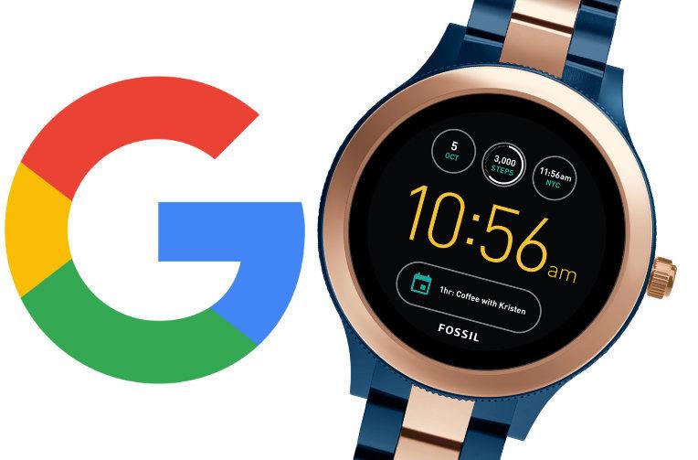 Společnost Google kupuje výrobce chytrých hodinek Fossil 52eabc542f3