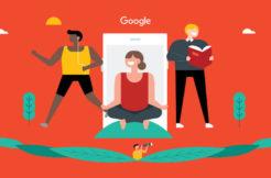 google fit mesicni vyzva novy rok