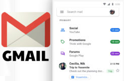 google gmail redesign