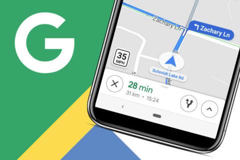 google mapy rychlostni limit