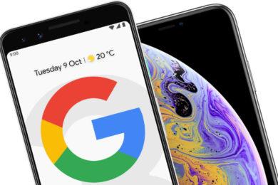 google utahuje apple nocni rezim pixel iphone