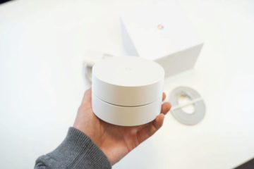 Google Wifi design