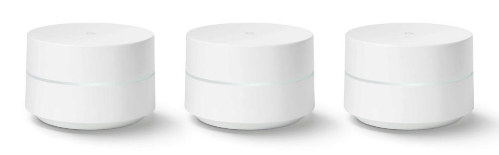 google wifi triple pack