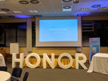 Honor 10 Lite predstaveni prezentace