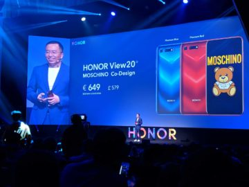 honor view 20 cena