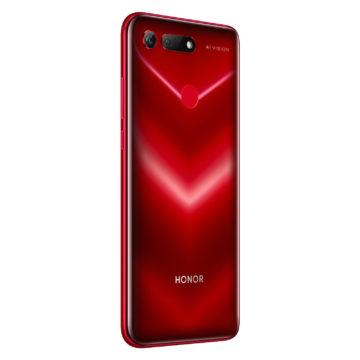 HONOR_View20_cervena barva