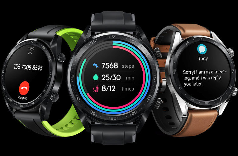 huawei watch gt aktualizace systému