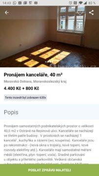 Informace o nemovitosti